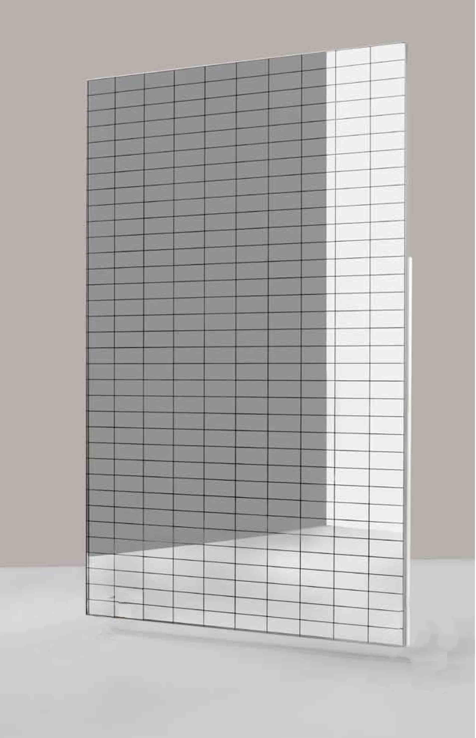 Specchi Per Palestra On Line specchi quadrettati per le pareti delle palestre, specchio