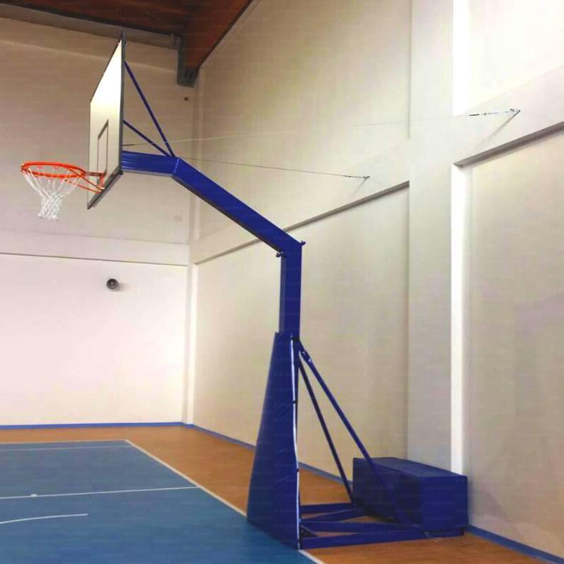 Impianti basket trasportabili