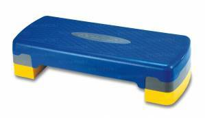Aerobic step in materiale plastico.