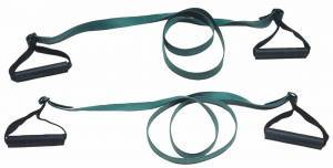 Adjustable strip elastic mm. 25 with handles